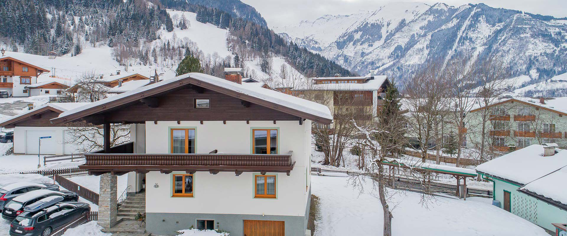 Chalet Alpin Kaprun Winter 0014